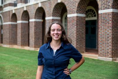 Sweet Briar College awards 2019 Girl Scouts scholarship to Fredericksburg native