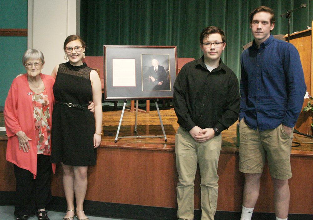 Duda Scholarship recipients