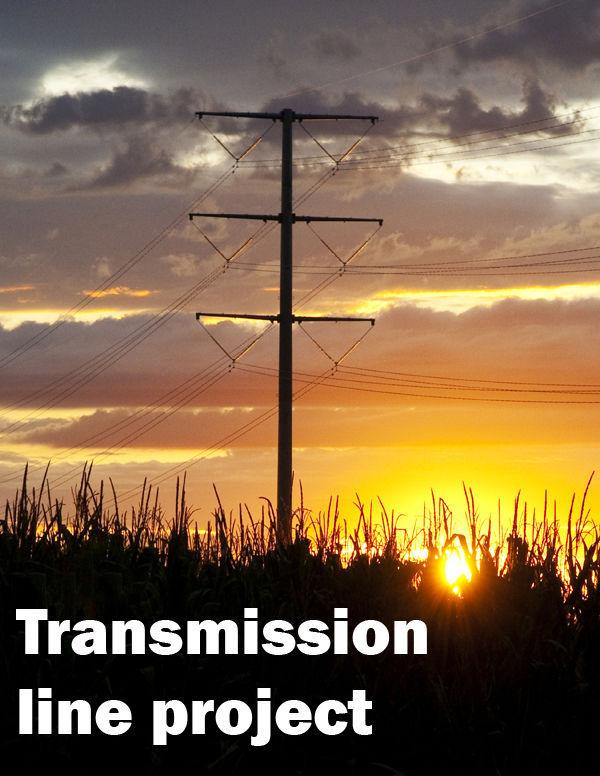 Transmission line project