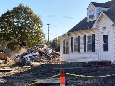 FRE Houses removed