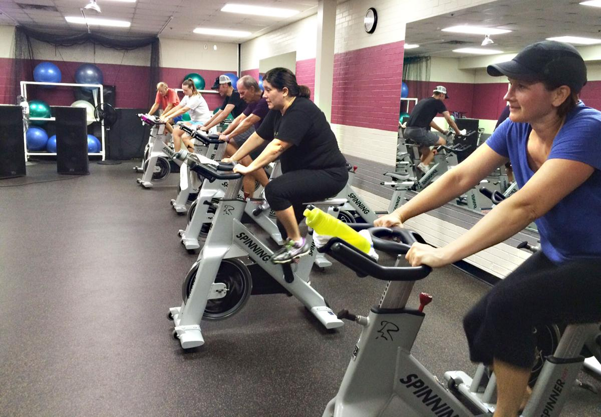 Spinning classes at YMCA help keep bike riders in shape | Health
