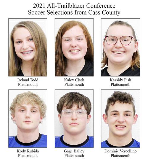 2021 All-Trailblazer Conference Soccer Selections from Cass County
