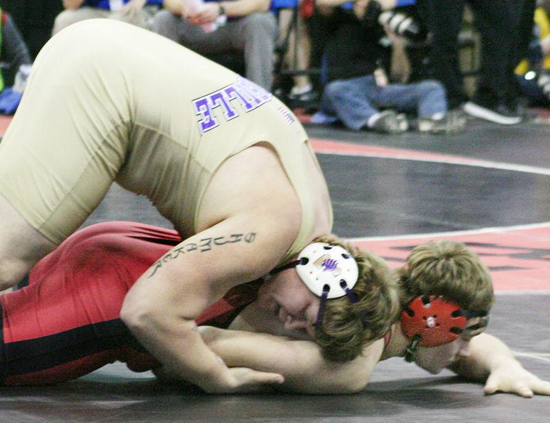 Noah Shumaker in second round