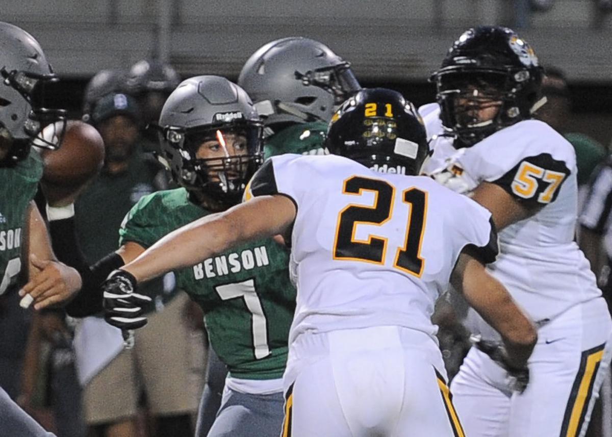 Football: Fremont High vs. Omaha Benson, 9.6.19