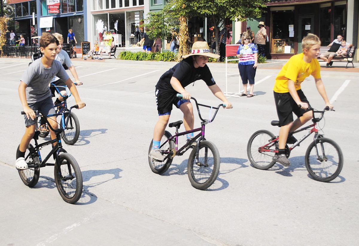 Page A1 Saturday bike race