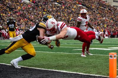 Jack Stoll, Nebraska vs. Iowa