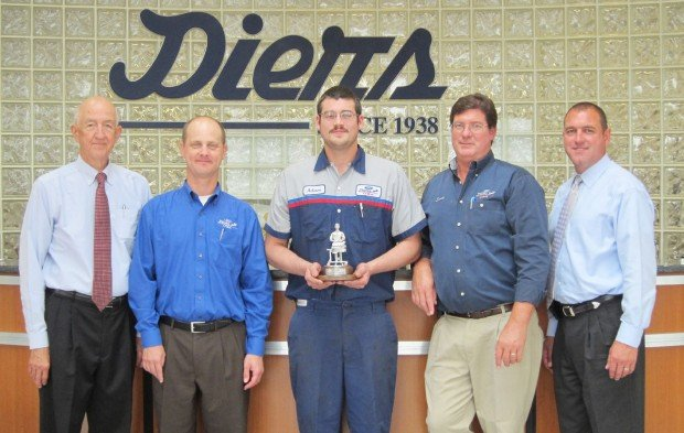Diers Ford Lincoln Employees Receive Honors Local News