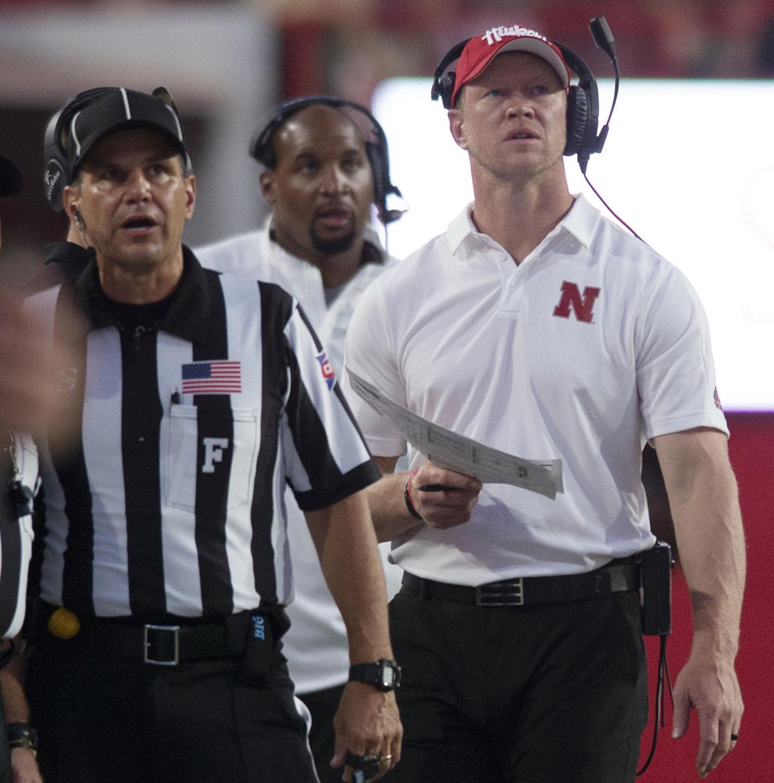 Northern Illinois vs. Nebraska, 9.14