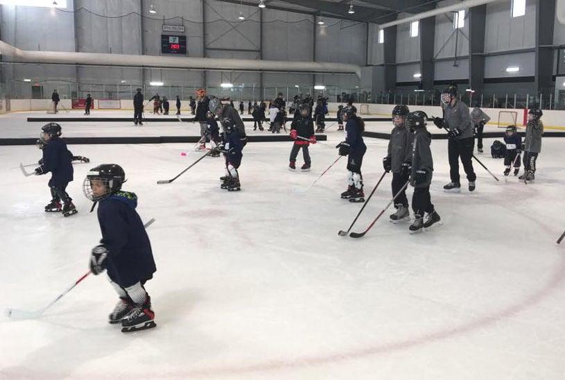 YMCA hockey 1