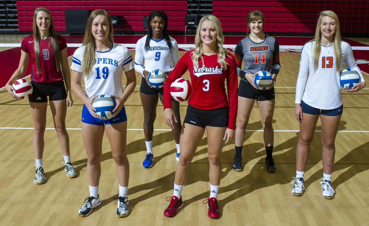Nebraska Thrives In Volleyball Talent College Sports Fremonttribune Com