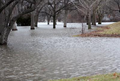 Flooding photo at Louisville SRA