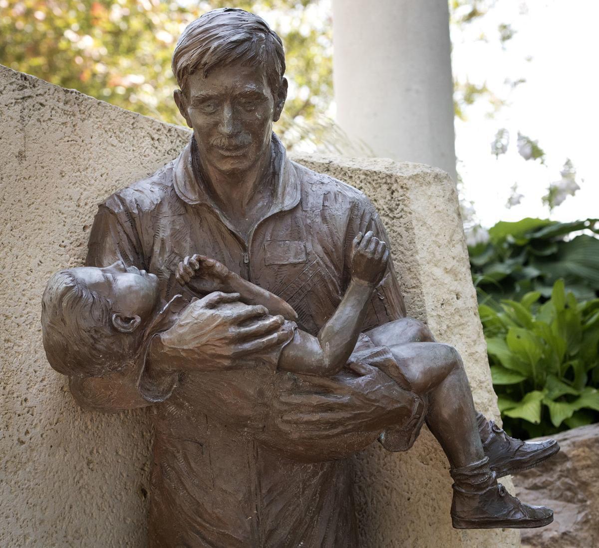 The Spirit of Siouxland Statue