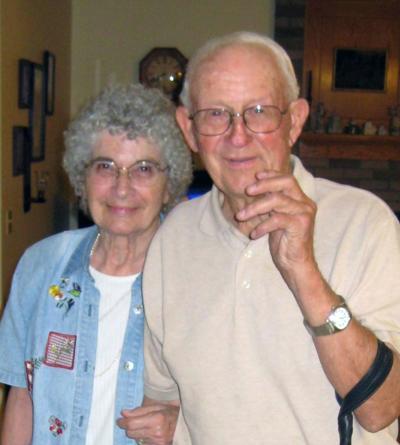 Robert and Phyllis Bauerkemper