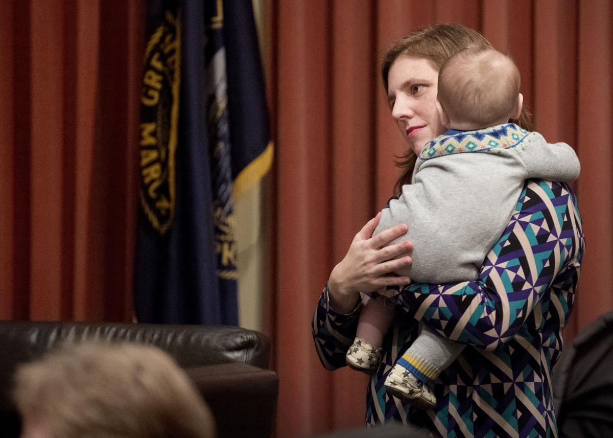 State Sen. Machaela Cavanaugh's Baby, 2.20