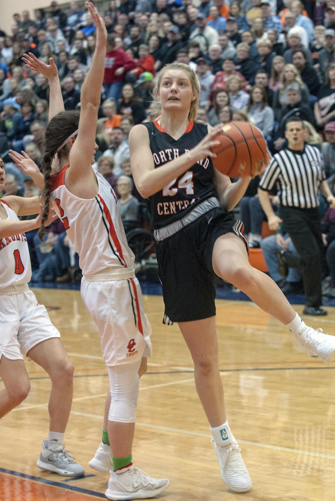 East Husker Conference Girls Basketball