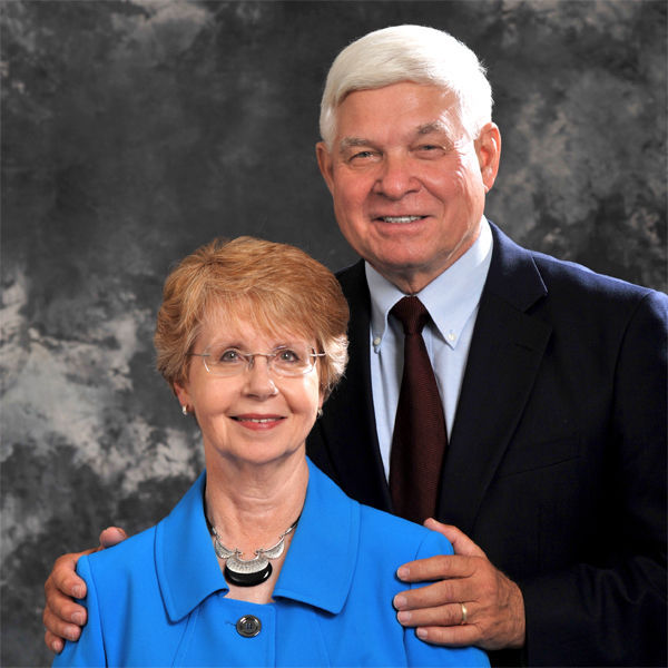 Ted and Carol Wehrbein