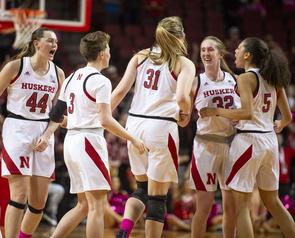 Nebraska Cornhuskers vs. Purdue Boilermakers Womens 2.10
