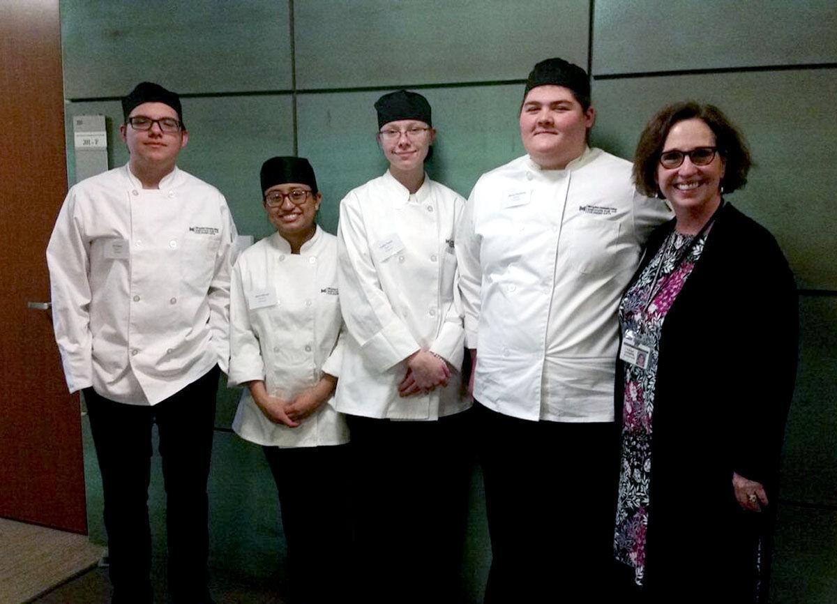 FHS culinary team