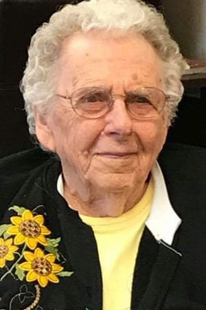 100th birthday: Hilda Wittmann