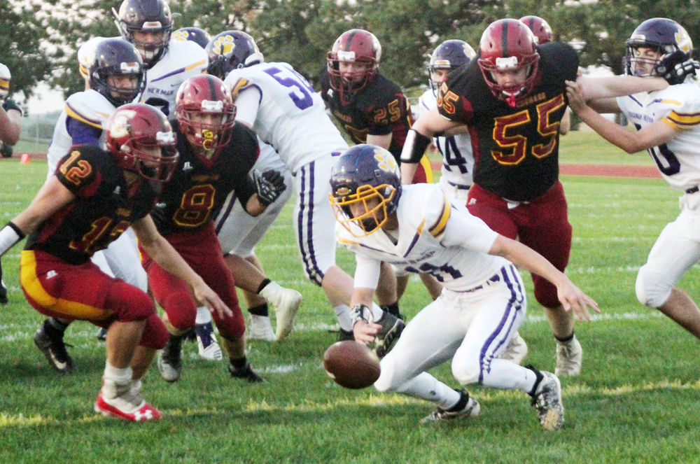 Conestoga sacks QB in end zone for safety