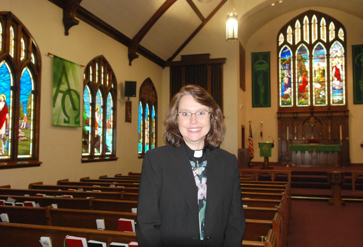 New vicar at Salem church