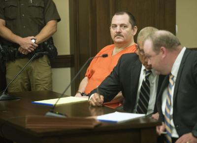 Aubrey Trail in court