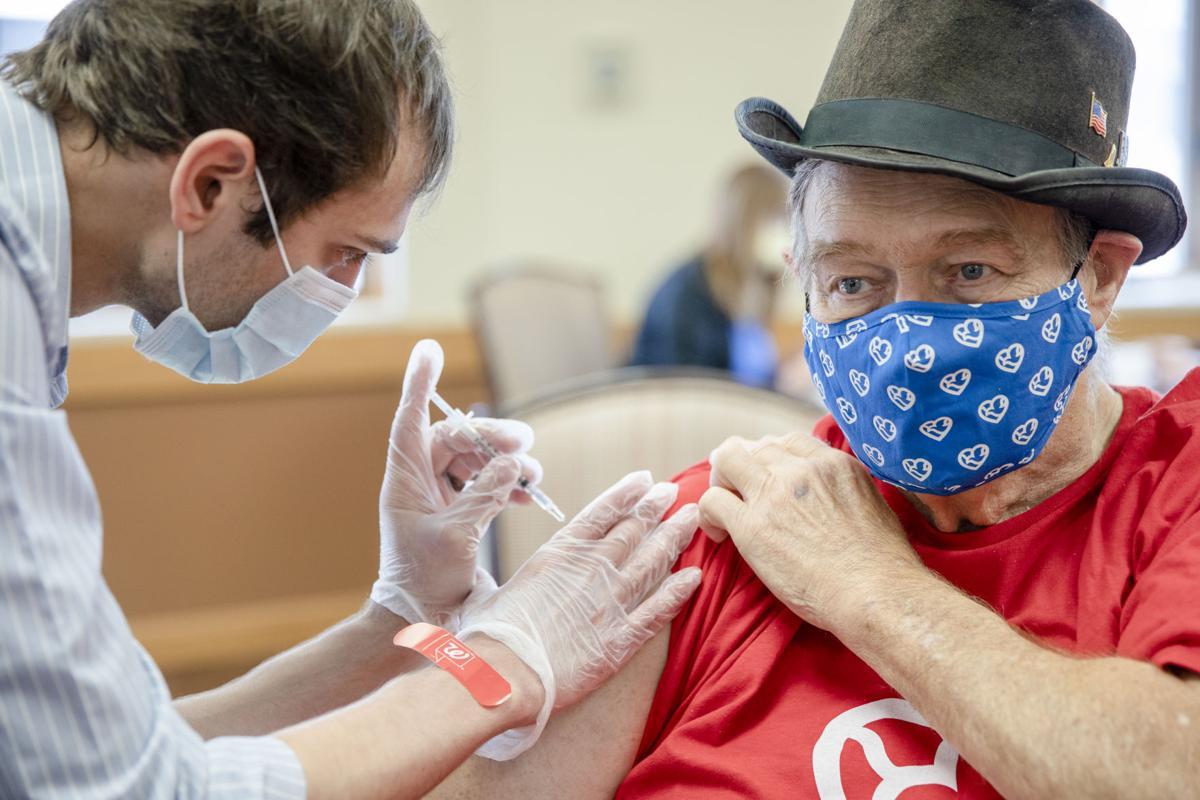Methodist Health System Vaccine Covid-19 distribution