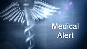 Medical Alert Graphic