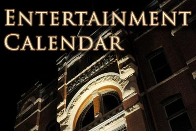 Entertainment Calendar