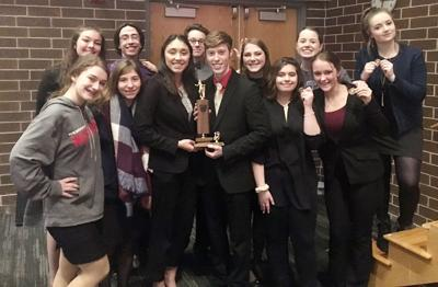 Conestoga speech second at Waverly meet