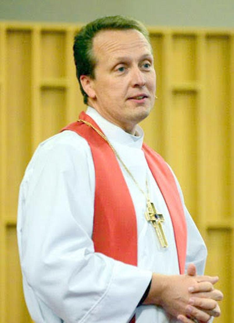 Lutheran Bishop Brian Maas