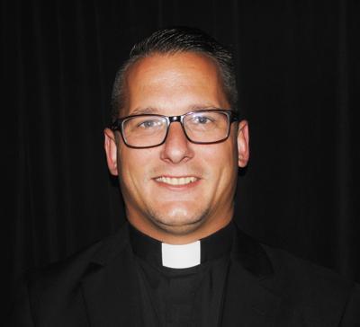 priest leaving
