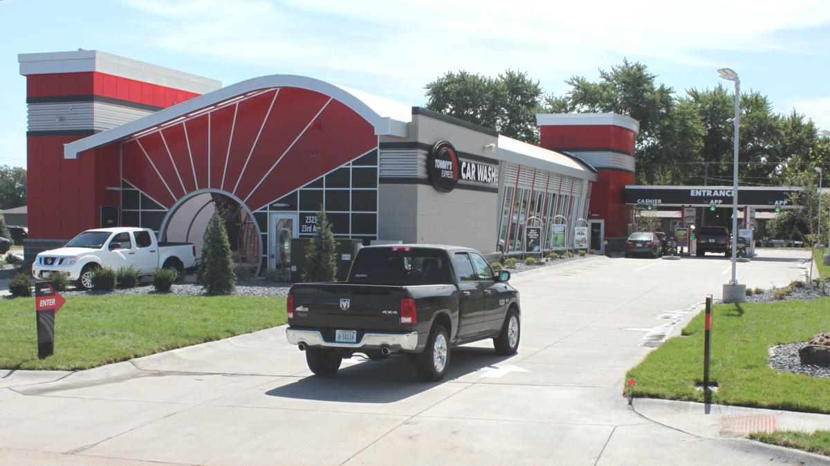 Tommys Auto Sales >> Tommy S Express Car Wash To Hold Ribbon Cutting Next Week