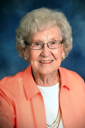 90th birthday: Jeanette Muhle