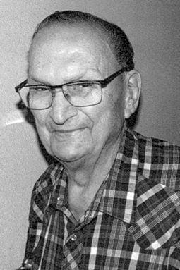 90th birthday: Earl Brabec