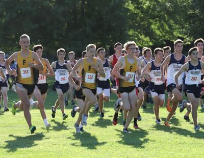 Junior/Senior race