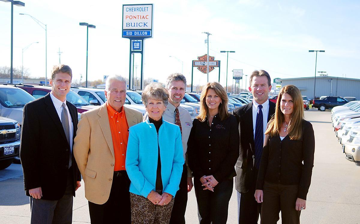 Sid Dillon Fremont >> Hazel Dillon known for caring attitude and community service | Local News | fremonttribune.com