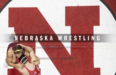 Nebraska wrestling logo 2014
