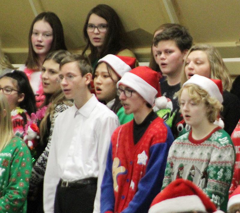 Choir photo 1 ensembles all together