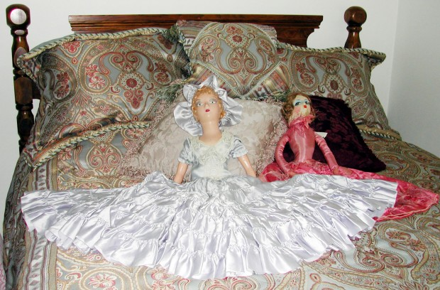 Janecek has large doll collection