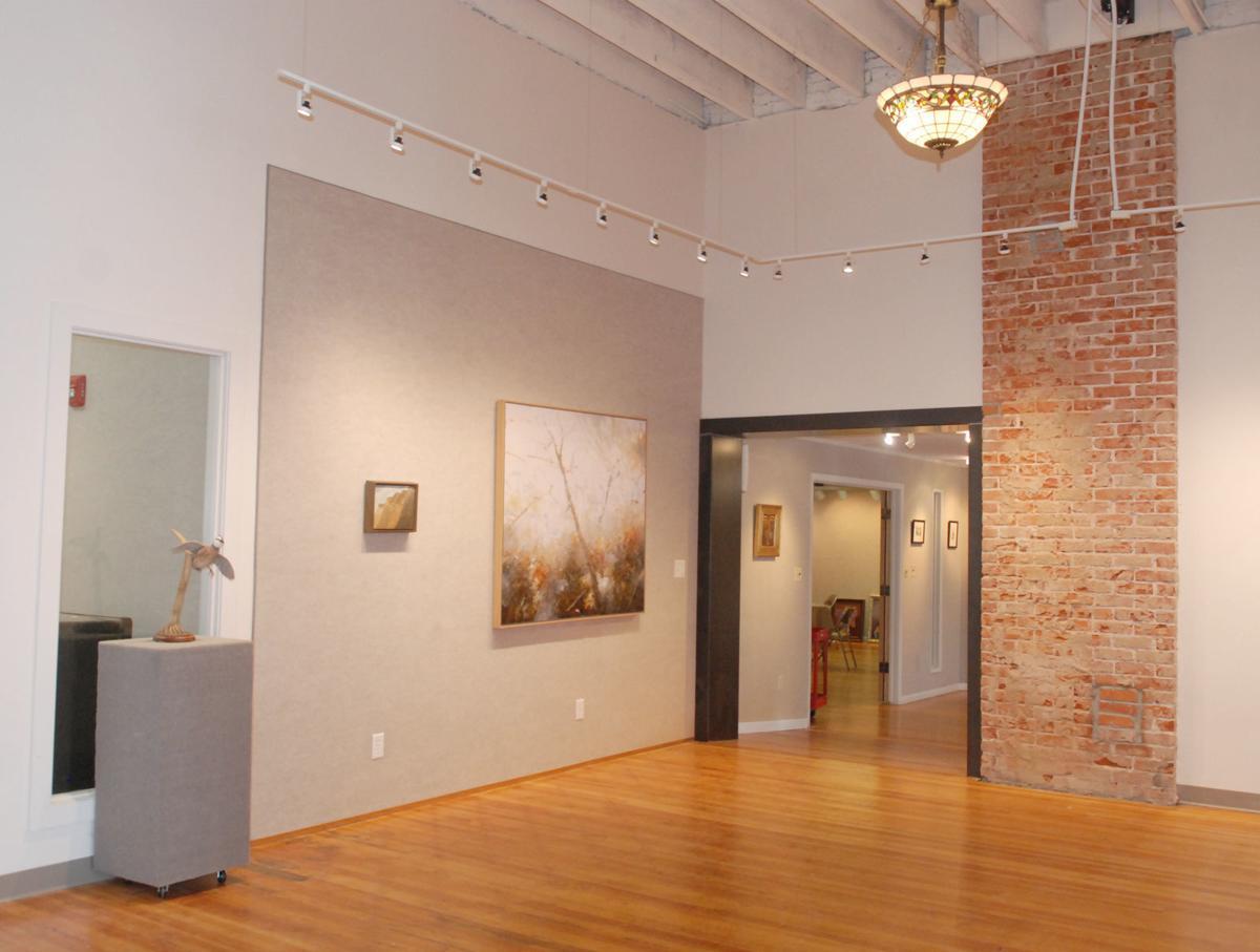 Inside new west gallery