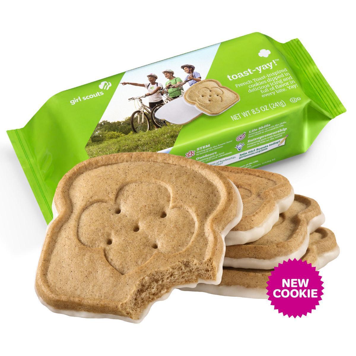 Toast Yay! Cookie