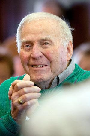 95th birthday: Ray Mitchell