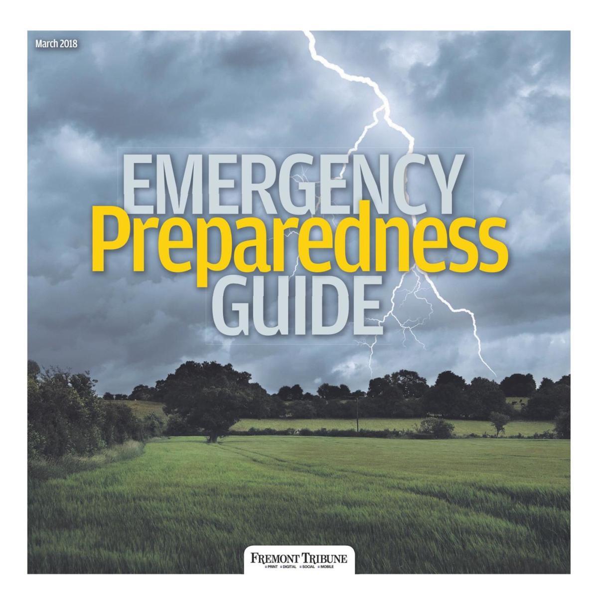 Emergency Preparedness - 03/10/18