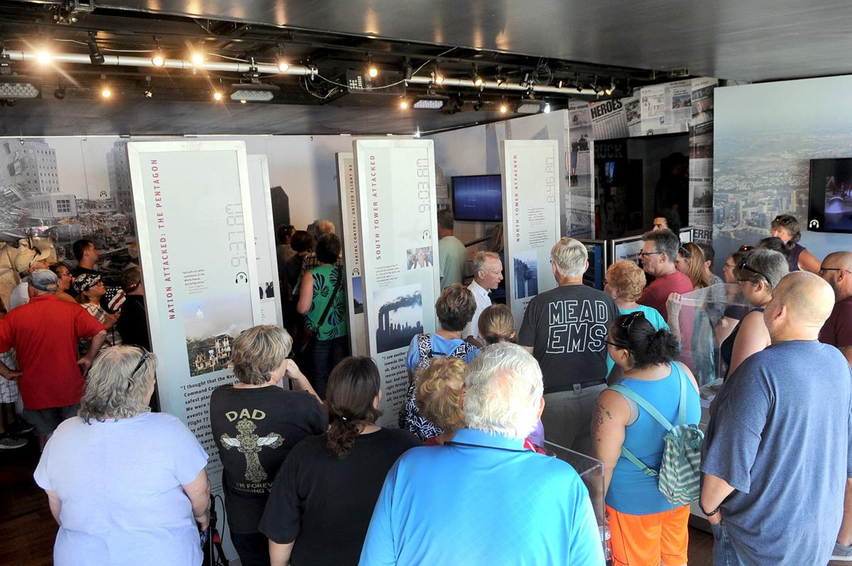 2019 John C. Fremont Days - 9/11 Never Forget Mobile Exhibit