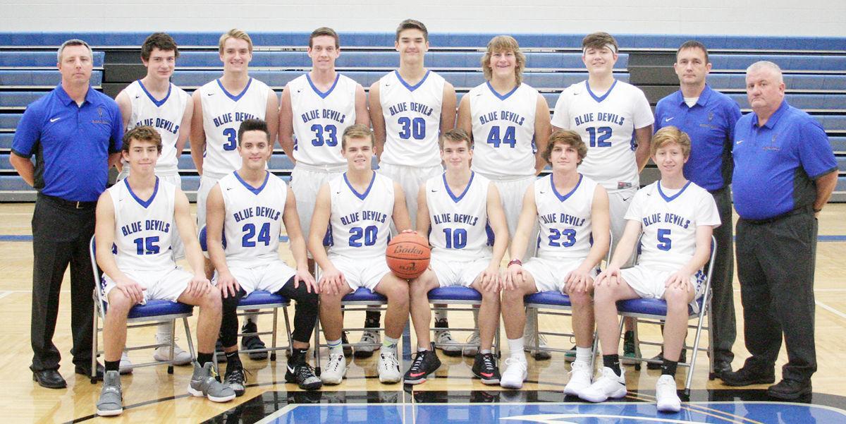 Plattsmouth varsity boys basketball photo 2017-18