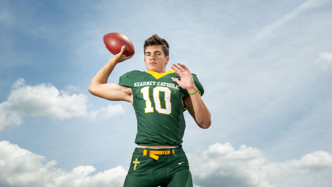 Future Husker with Heinrich Haarberg: First in-state QB scholarship offer in 20 years has 18 touchdowns this season
