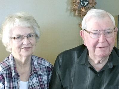 90th birthdays: Bob and Norma Korth