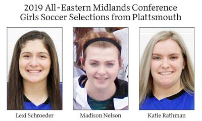 2019 All-Eastern Midlands Conference Girls Soccer Selections from Plattsmouth