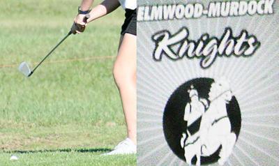 Elmwood-Murdock girls golf